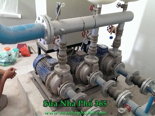 Công ty sửa chữa máy bơm nước công nghiệp