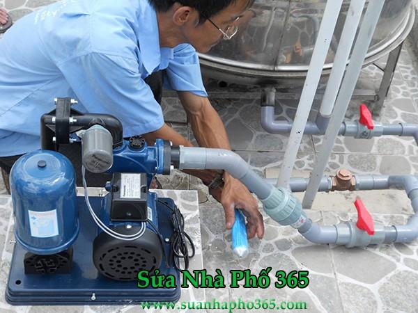 Dịch vụ sửa máy bơm nước gia đình